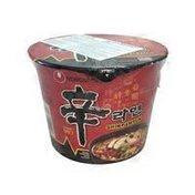 Nongshim Mushroom Beef Noodles