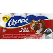 Charmin Bathroom Tissue, Ultra Strong, 2-Ply