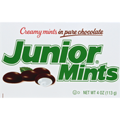 Junior Mints Creamy Mints, in Pure Chocolate