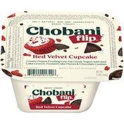 Chobani Yogurt, Greek, Red Velvet Cupcake