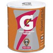 Gatorade G Series Perform Fruit Punch Sports Drink Powder