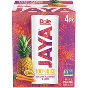 Dole Pineapple, Passion Fruit & Carrot Juice
