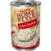 Campbell's® Homestyle Clam Chowder