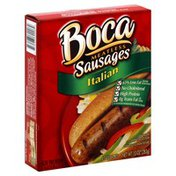 Boca Meatless Sausages, Italian