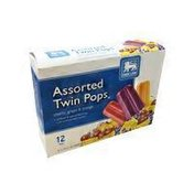 Food Lion Assorted Twin Pops
