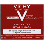 Vichy Hyalu Mask, LiftActiv