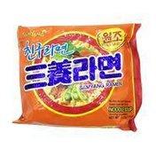 Samyang Spicy Flavor Samyang Instant Ramen Noodle Soup