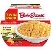 Bob Evans Macaroni/Cheese Twin Pack Refrigerated Sides