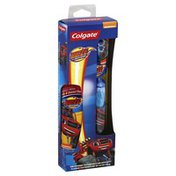 Colgate Toothbrush & Toothpaste, Powered, Nickelodeon Blaze and the Monster Machines