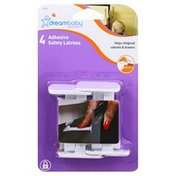 Dreambaby Adhesive Safety Latches