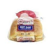 PFM Hot Dog Buns
