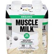 CytoSport Muscle Milk Organic Vanilla Non-Dairy Protein Shake
