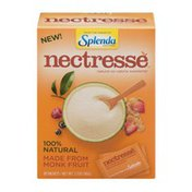 Nectresse Natural No Calorie Sweetener 100% Natural Made from Monk Fruit - 40 CT