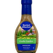 Blanchard & Blanchard Dressing, Garlic Garden