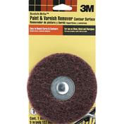 3M Paint & Varnish Remover, Contour Surface