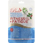Bela Mineral Bath Soak, Fitness + Fatigue