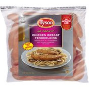 Tyson Boneless Skinless Chicken Breast Tenderloins, 3 lb. (Frozen)
