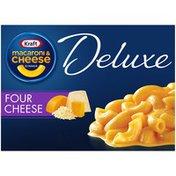 Kraft Four Cheese Macaroni & Cheese Dinner