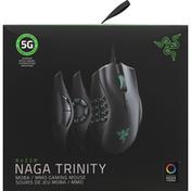 Razer Gaming Mouse, MOBA/MMO, Naga Trinity