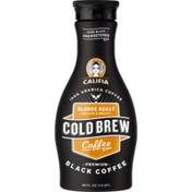 Califia Farms Pure Black Blonde Roast Cold Brew