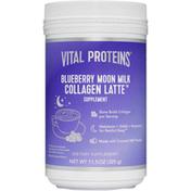 Vital Proteins Collagen Latte, Blueberry Moon Milk