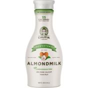 Califia Farms Unsweetened Almondmilk