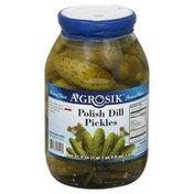 Agrosik Pickles, Polish Dill