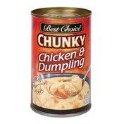 Best Choice Chunky Chicken & Dumpling Soup