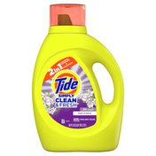 Tide Simply Clean & Fresh Liquid Laundry Detergent, Berry Blossom