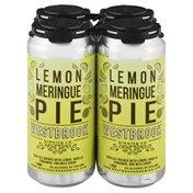 Westbrook Brewing Beer, Lemon Meringue Pie