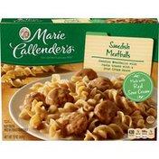 Marie Callender's Swedish Meatballs Dinners