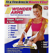 Wonder Arms Total Arm Workout System
