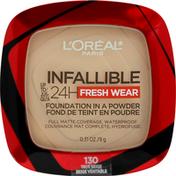 L'Oreal Foundation, Fresh Wear, True Beige 130