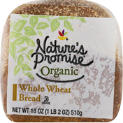 Nature's Promise Bread, Whole Wheat