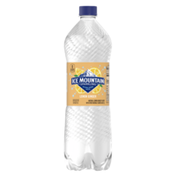 Ice mountain Sparkling Water, Lemon Ginger