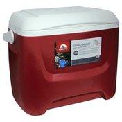 Igloo Cooler, Red, 28 Quart