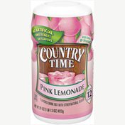 Country Time Pink Lemonade Country Time Pink Lemonade Drink Mix