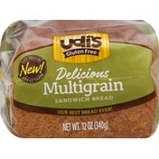 Udi's Bread, Sandwich, Delicious Multigrain