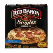 Red Baron Singles Personal Pan Pizza Pepperoni