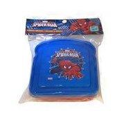 Lic Spiderman Sandwich Container
