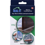 Seal It Insulating Strip, Silicone