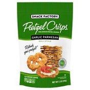 Pretzel Crisps® Garlic Parmesan Pretzel Crisps