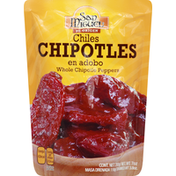 San Miguel Chiles, Chipotles, Whole
