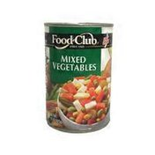 Food Club Easy Open Mixed Vegetables