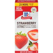 McCormick® Strawberry Extract