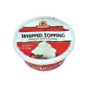 ShopRite Whipped Topping