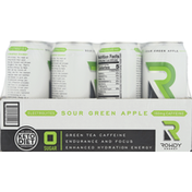 Rowdy Energy Energy Drink, Sour Green Apple