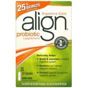 Align Digestive Care Bonus Pack Probiotic Supplement