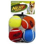 NERF DOG Squeaker Toy, Dog, Medium