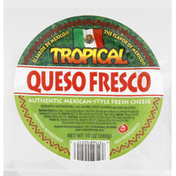 Tropical Cheese, Queso Fresco